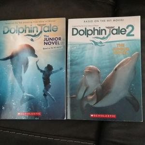 Dolphin Tale & Dolphin Tale 2 - soft cover